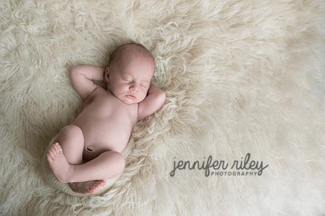Newborn Baby Frederick MD