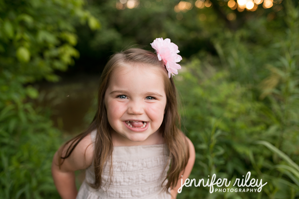 Cute Toddler Smiles