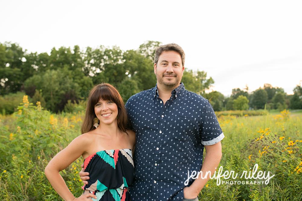 Family photographyflowerfield