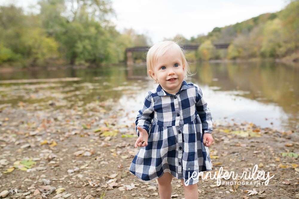Little Girl Monocacy Photograph