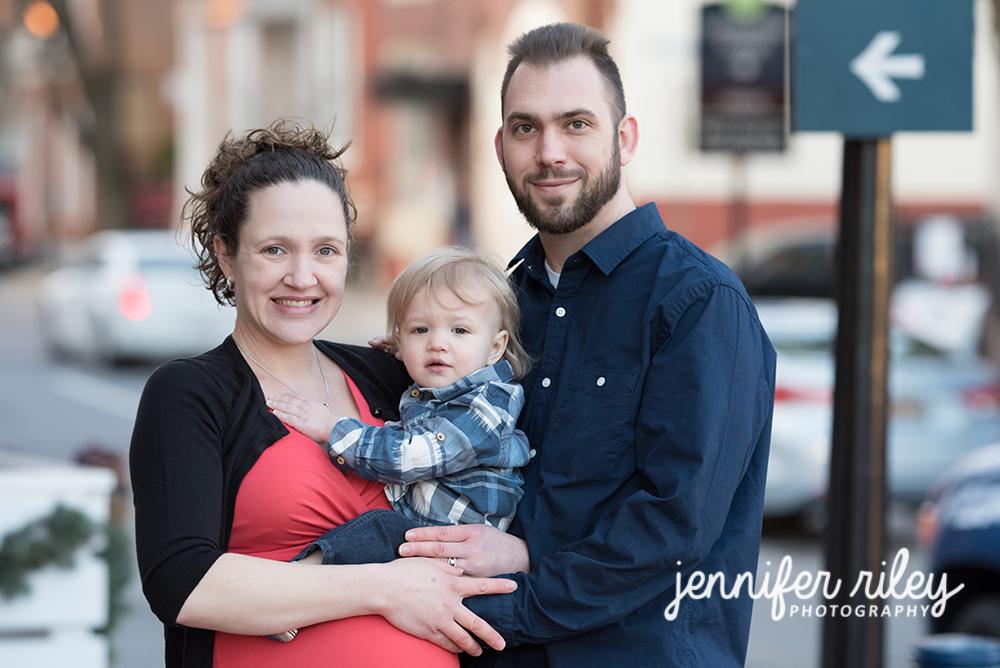 City Maternity Photography