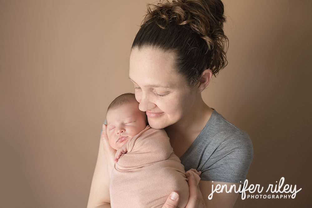 Newborn photographer frederick md jennifer riley photography