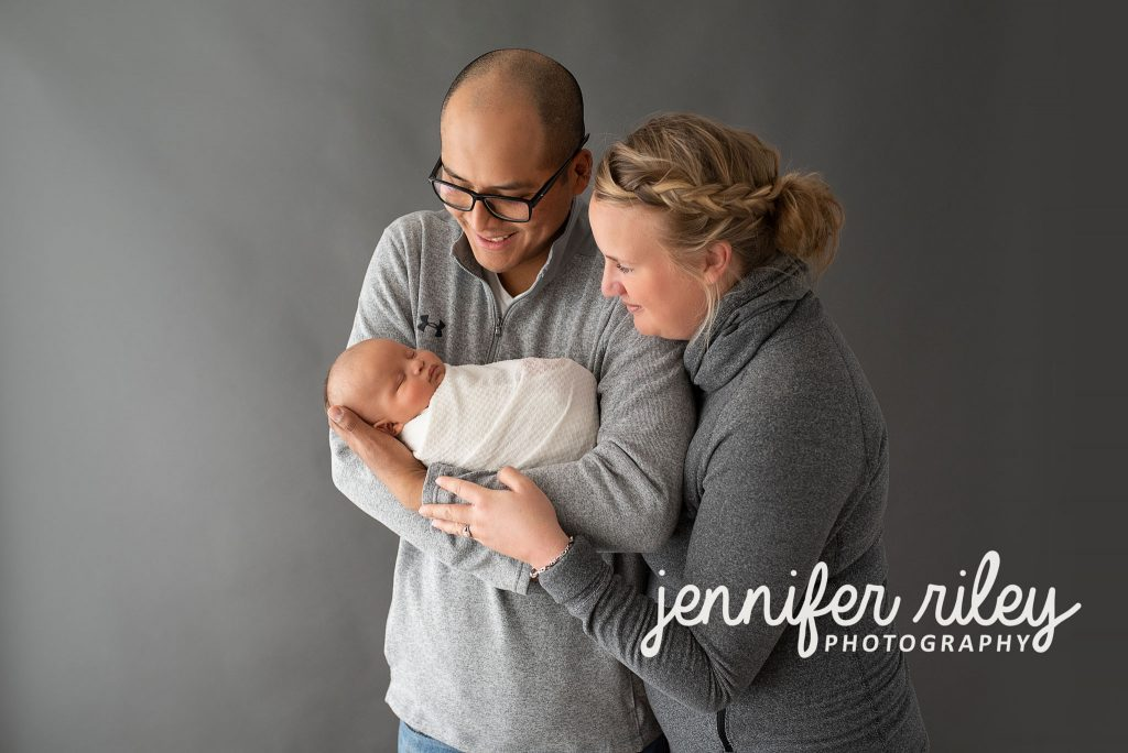 8 Week Old Baby Mateo Jennifer Riley Photography