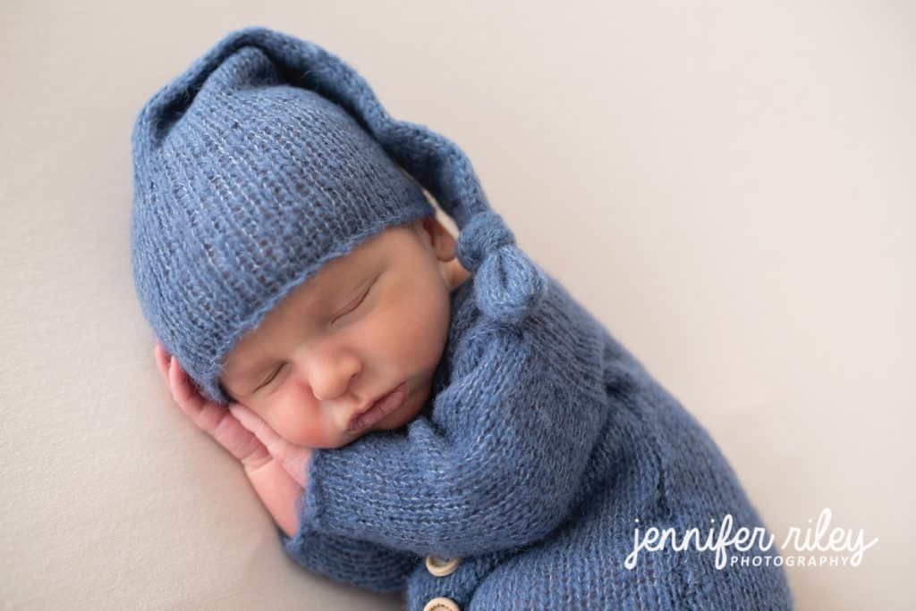 Baby Nolan Jennifer Riley Photography Middletown Maryland